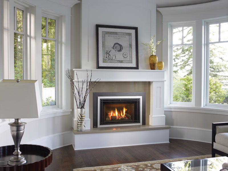 Regency Lri4e Gas Insert Central Coast Fireplace