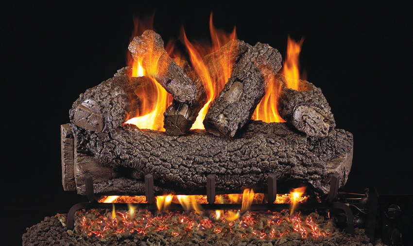 logs peterson fireplace site rh manufacturing co free series vent official realfyre