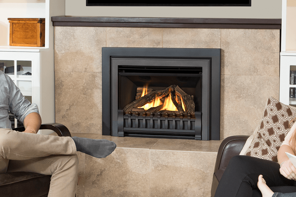 Self Contained Gas Fireplace Insert Fireplaces