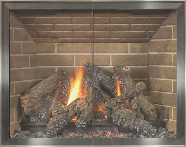 Glass Fireplace Doors Monterey Bay Fireplace